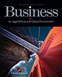 Bundle: Business: Its Legal, Ethical, and Global Environment, 9th + WebTutor? on WebCT? Printed Access Card : Business: Its Legal, Ethical, and Global Environment, 9th + WebTutor? on WebCT? Printed Access Card, Jennings and Jennings, Marianne M., 1111661294