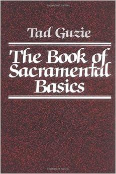Book The Book of Sacramental Basics