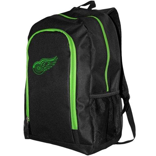 NHL Detroit Red Wings Tracker Backpack, Black
