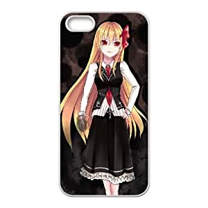 iPhone 4 4s Cell Phone Case White Touhou