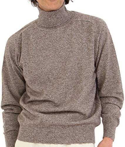 (ゴビ) カシミヤ100% メンズ タートル セーター ニット カシミヤセーター カシミヤ カシミア 紳士 男性