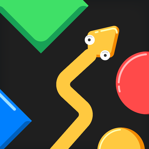 (Clumsy Snake: Color blocks - popular super simple fun games for free (2018) no wifi)
