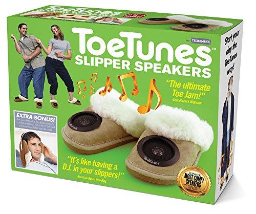 Prank Pack Toe Tunes - Standard Size Prank Gift Box