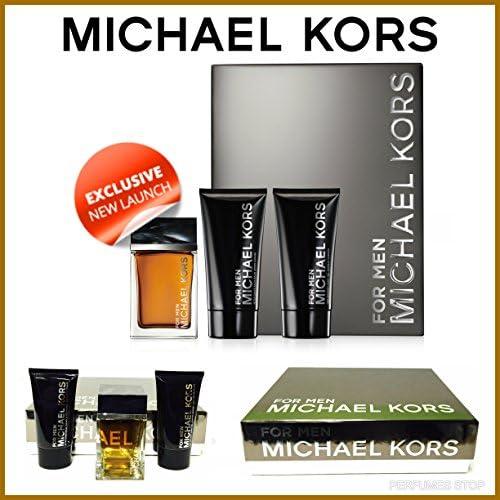 Michael Kors for Men 3 Piece Cologne Set