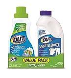 OUT Laundry Value Pack, 1 each- ProWash Odor Eliminator Detergent (22 fl. oz.) and White Brite Laundry Whitener (1 lb. 12 oz.)
