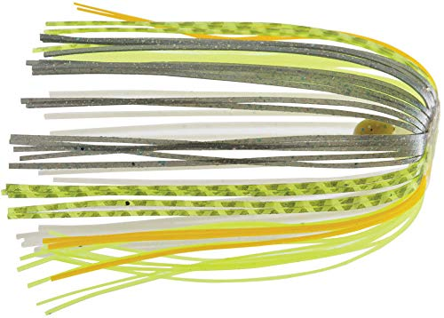 Z-MAN Chatter Bait Ez Skirt, One Size, Chartreuse Sexy Shad