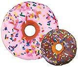 iscream Sugar-riffic Donut Shaped Bi-Color