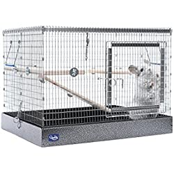 Chinchilla Collapsible Travel Cage - Handmade in USA