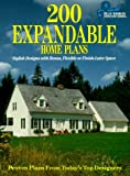 200 Expandable Home Plans, Home Planners, Inc. Staff, 1881955214