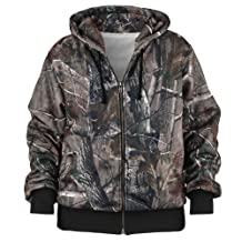 Lucky Bums 205APL Hooded Jacket with Thermal Liner