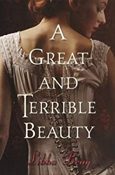A Great and Terrible Beauty 0385730284 Book Cover