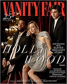 Vanity Fair Magazine (Hollywood, 2019) Chadwick Boseman