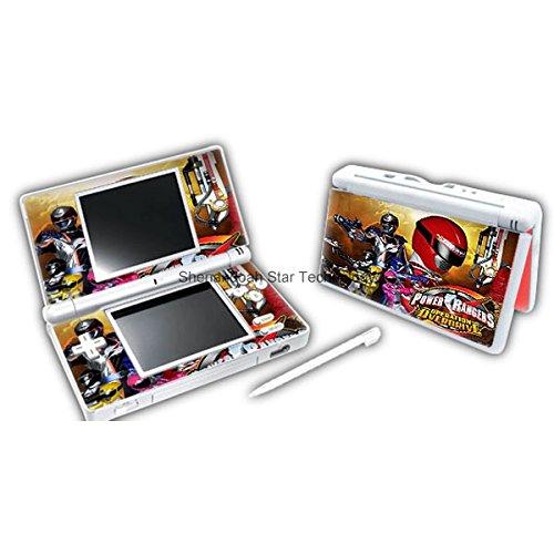Power Rangers Vinyl Decal Sticker Skin Cover Case for Nintendo DSI Ndsi -85]()