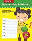 #9: Handwriting & Printing workbook grades Pre-K - K: Printing and Writing Practice for Preschoolers and Kindergarten (Letter Tracing and Printing)