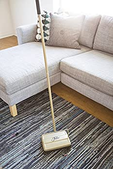 Fuller Brush Carpet Sweeper - Gold 2