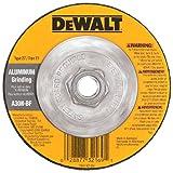 DEWALT DW8407 7-Inch by 1/4-Inch by 5/8-Inch-11 Aluminum Grinding Wheel (10-Pack)