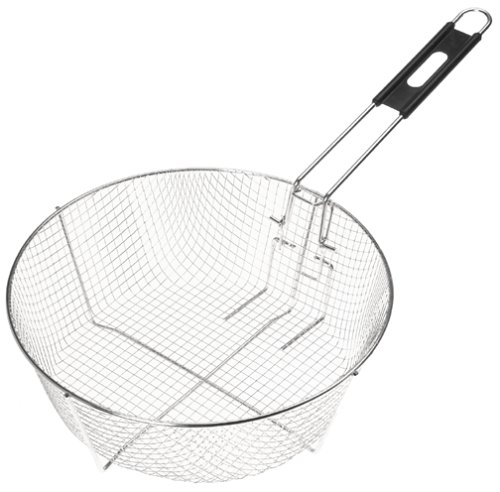 Lodge 12FB2 Deep Fry Basket, 11.5-inch by Lodge