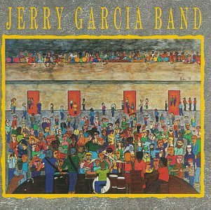 Jerry Garcia Band by Arista