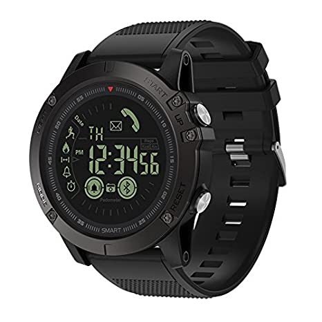 Amazon.com: Zeblaze VIBE3 Smart Watch Android&IOS System Compatible Bluetooth 5ATM Ultra-lightweight Waterproof Dustproof and Shockproof Sports Watch ...