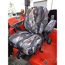 Durafit Seat Covers, KU05 SST FOR KUBOTA TRACTORS L45/M45.L48/M59.B25/B26 M108S LP MOWERS F2680/F2880/F3080/F3680 in SST Camo Endura