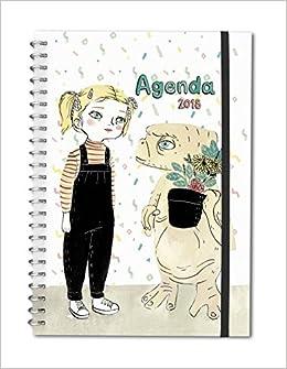 Agenda anual 2018 María Hesse (TANTANFAN): Amazon.es: María ...
