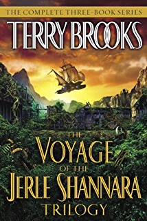 The dark legacy of shannara trilogy 3 book bundle wards of faerie the voyage of the jerle shannara trilogy fandeluxe Choice Image