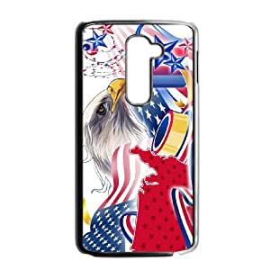 LG G2 AMERICAN pattern design Phone Case H11A86265