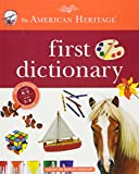 img - for The American Heritage First Dictionary book / textbook / text book