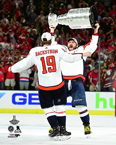 924d5d17147 Amazon.com  Alex Ovechkin   Nicklas Backstrom 2018 Washington ...