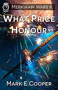What Price Honour by Mark E. Cooper ebook deal