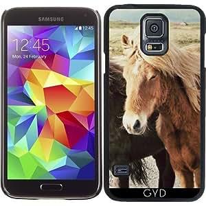 Funda para Samsung Galaxy S5 (SM-G900) - Animales Caballo Hermosa by WonderfulDreamPicture