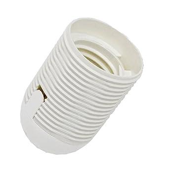 Beliebt Fassung E27 Thermoplast mit Gewindemantel und Aufsteckkappe M10x1 KV23