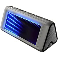 D.M LIFE Bluetooth Speakers-Bluetooth V4.0 Portable Wireless Bluetooth Speaker DM-S400 with HD Sound and Bass (Black)