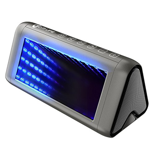 D.M LIFE Bluetooth Speakers-Bluetooth V4.0 Portable Wireless Bluetooth Speaker DM-S400 with HD Sound and Bass