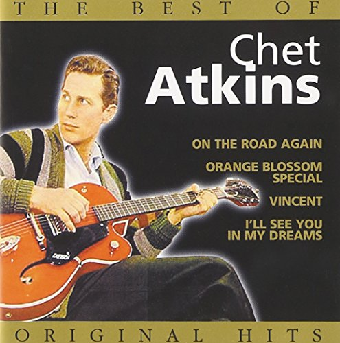 Best Of Chet Atkins (The Best Of Chet Atkins)