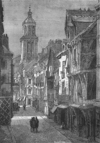maine-loire-angers-leglise-de-triniterue-beaurepaire-1880-old-print-antique-print-vintage-print-main