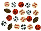 Dress It Up 2227 Tiny Sports Equipment Embellishment for Crafts