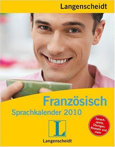 Langenscheidt Sprachkalender 2010 Französisch - Kalender
