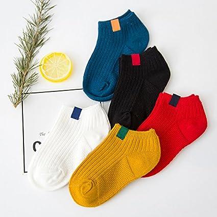 Spring And Autumn Asaguchi Ko 12 Boys XIU*RONG Children Socks Boys Socks Autumn 3-5-7-9-10 Years Old Cotton Socks