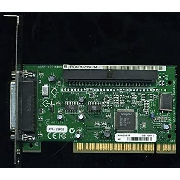 DRIVERS: ADAPTEC CD-R PCI SCSI AIC 7850