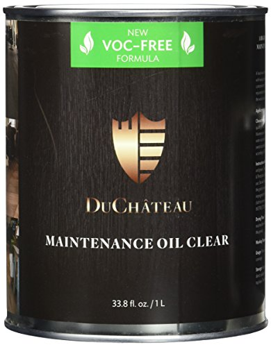 DuChateau Floors Maintenance Oil Clear 1 Liter (Pack of 2) by DuChateau (Image #3)