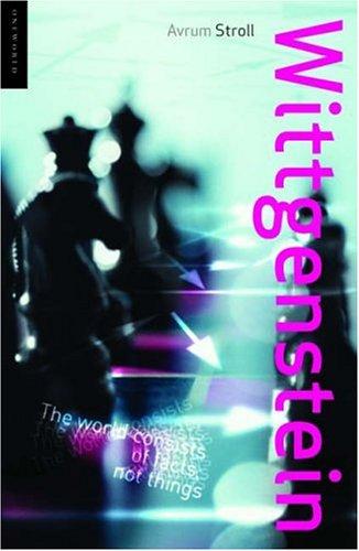 Wittgenstein (Oneworld Thinkers)