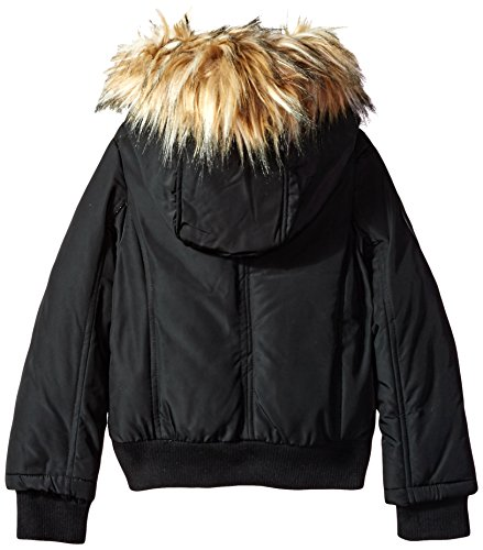 Jacket Gear 4 More Available Weather Canada Girls O2CW050H Styles Black Jacket Outerwear 6zA5w
