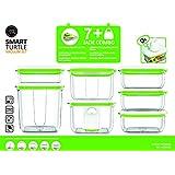 FOSA Vacuum Food Storage Set - Jade Combo