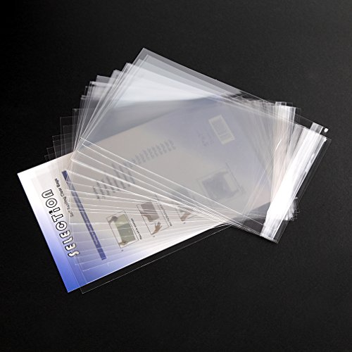Crystal Clear Sleeves Storage Bags for Photos Art Paintings Pictures and More & Crystal Clear Sleeves Storage Bags for Photos Art Paintings ...
