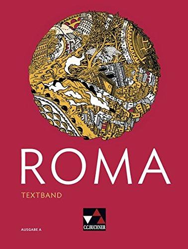 Roma A / Roma A Textband Gebundenes Buch – 22. Februar 2016 Clement Utz Andrea Kammerer Martin Biermann Frank Goldmann