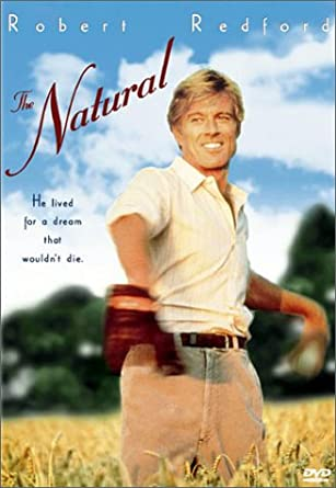 Image result for the natural dvd cover
