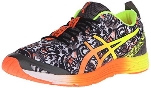 ASICS Men's GEL Hyper Tri 2 Running Shoe - Black/Hot Oran...