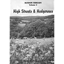 Random Threads: High Streets and Hedgerows v. 3
