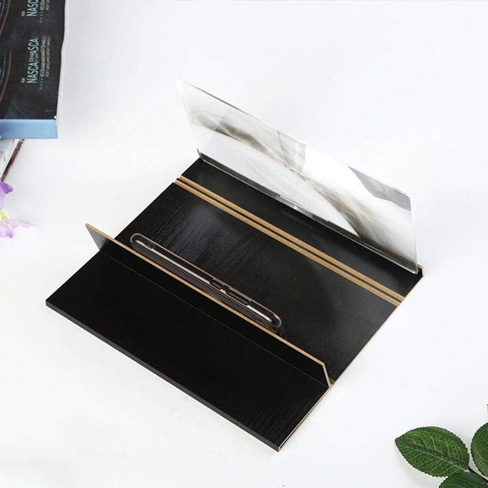 RONDA Lupa Pantalla para Smartphone 3D Pantalla 12 Pulgadas ...